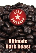 Ultimate Dark roast coffee, whole bean or ground, roasted fresh in Houston, Texas.