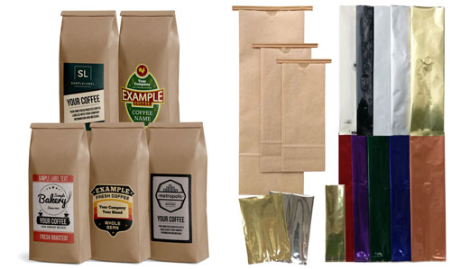 Private Labeling bags