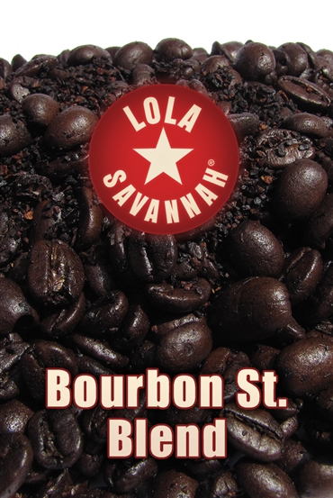 Bourbon St. Blend coffee