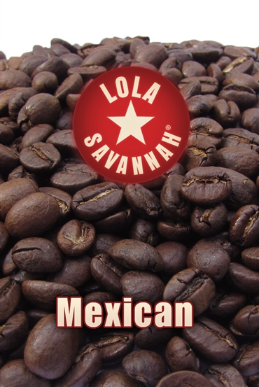 Mexican coffee, whole bean or ground, roasted fresh in Houston, Texas.
