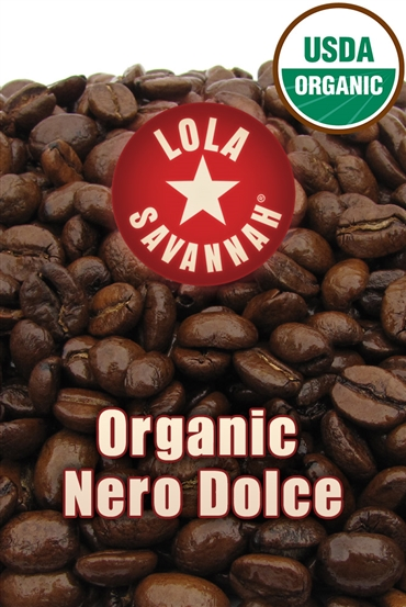 Flavored Organic coffee, whole bean or ground, roasted fresh in Houston, Texas.