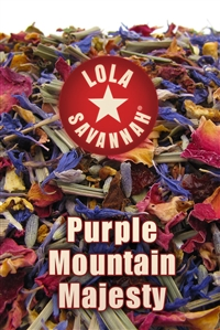 Purple Mountain Majesty Tea