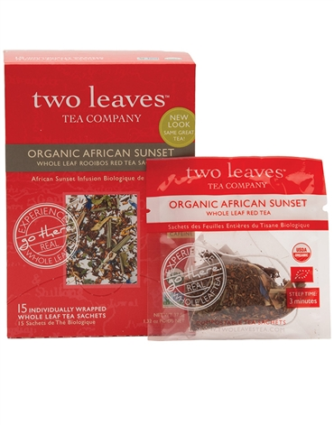 Organic African Sunset Red Tea